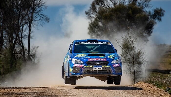 Robust Rex Passes First Sa Test News At Eblen Subaru