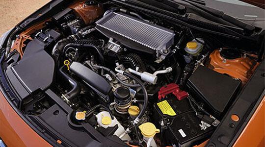 All-New Subaru WRX Engine