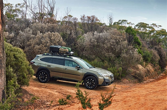Make the Outback yours