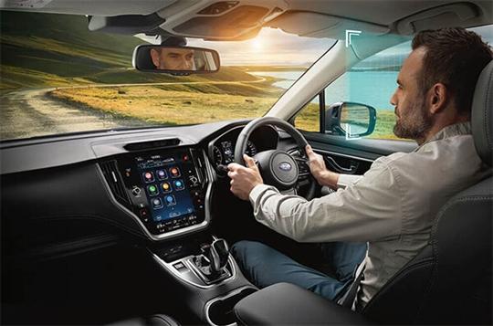 Subaru's Driver Monitoring System