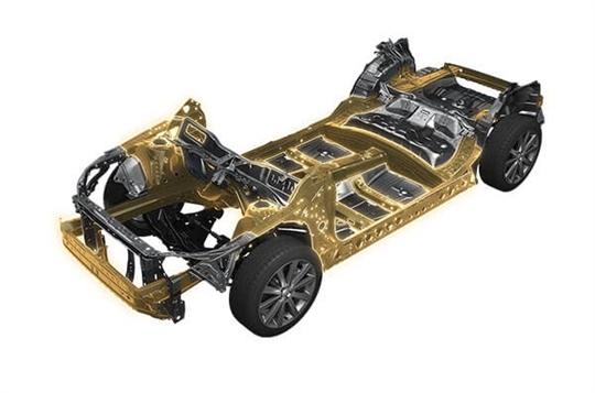 Subaru Global Platform