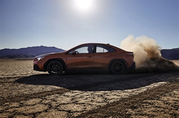 Subaru WRX and WRX STI