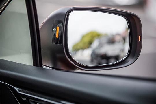 Subaru's Vision Assist