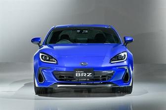 Subaru BRZ - Coming Soon