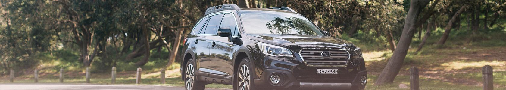 Key Subaru Outback Exterior