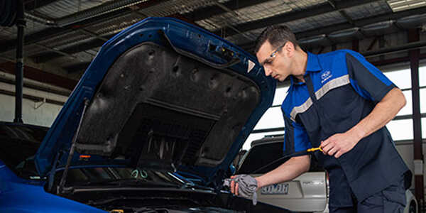 Vehicle Servicing at Zupps Mt Gravatt Subaru