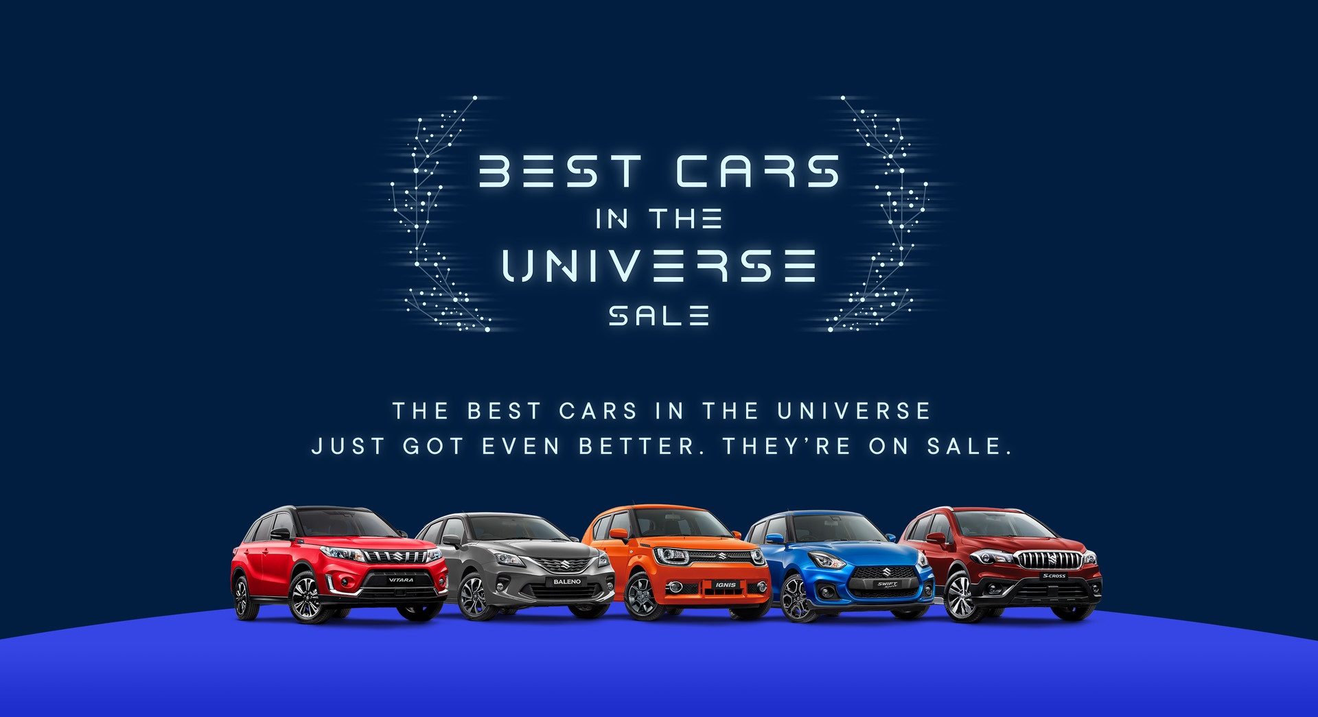 Best Cars in the Universe Sale