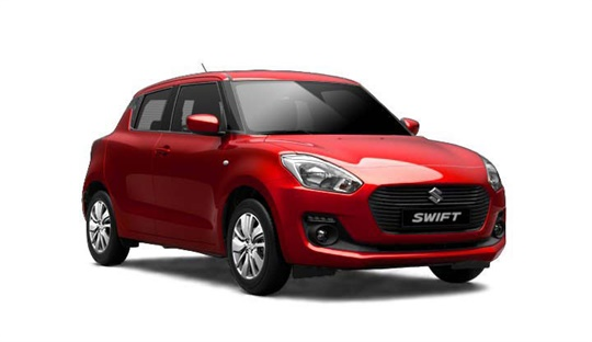 Swift GL Navi + CVT