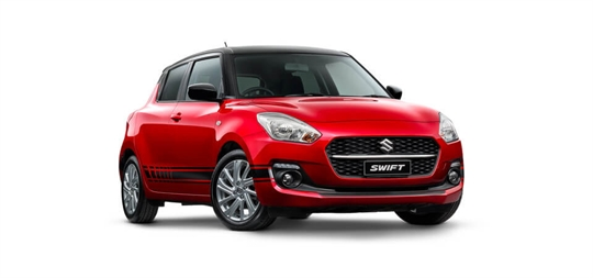 Swift GL Navigator Auto 100th Anniversary Limited Edition