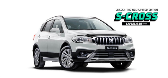 S-Cross Urban