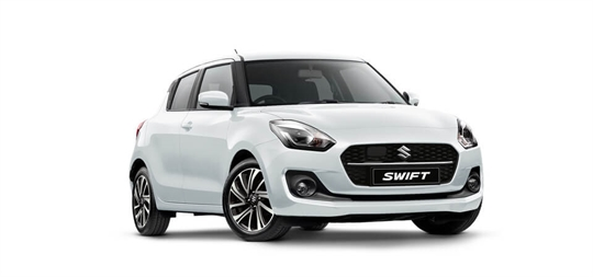 Swift GLX Turbo Auto