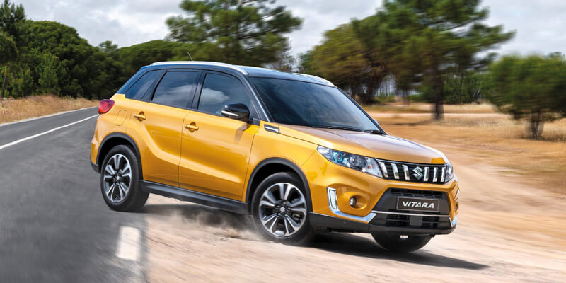 New Suzuki Vehicles from Zupps Aspley Suzuki