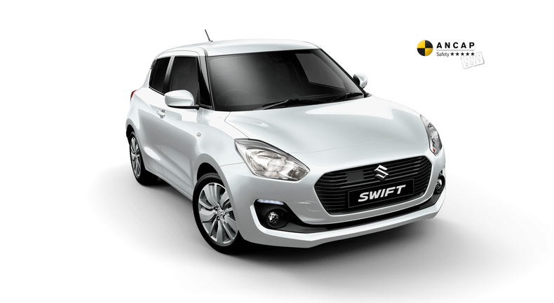 Suzuki Swift GL Navigator with Safety Pack
