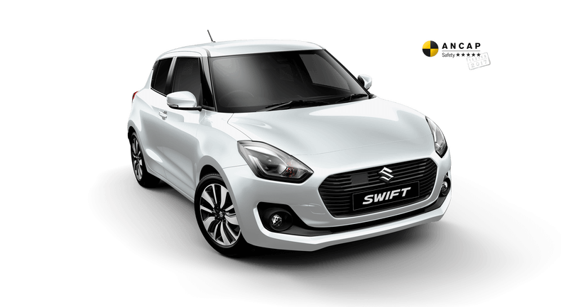 Suzuki Swift GLX Turbo