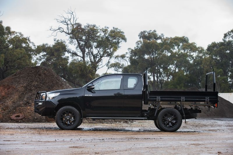HiLux Accessories - Exhaustive Testing,     | News at