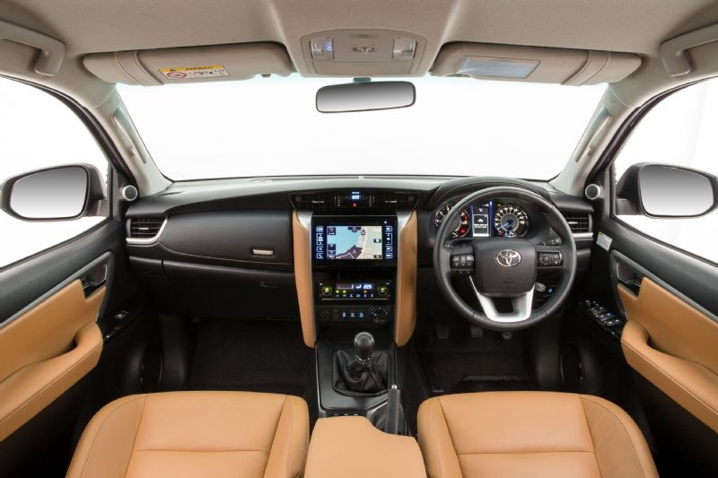 Toyota Fortuner Interior Refinement News At