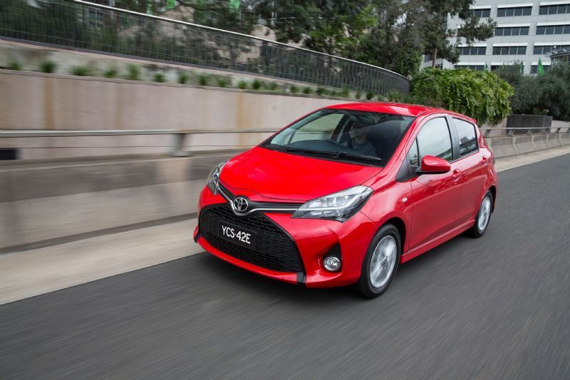 New-Look Toyota Yaris - Bolder Styling and     | News at