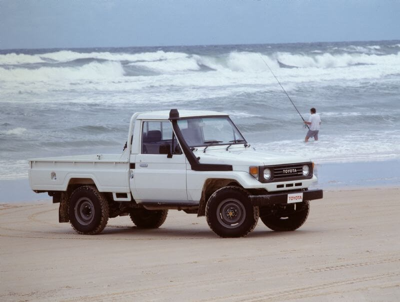 Safety Updates Assure Future For Iconic     | News at City Toyota