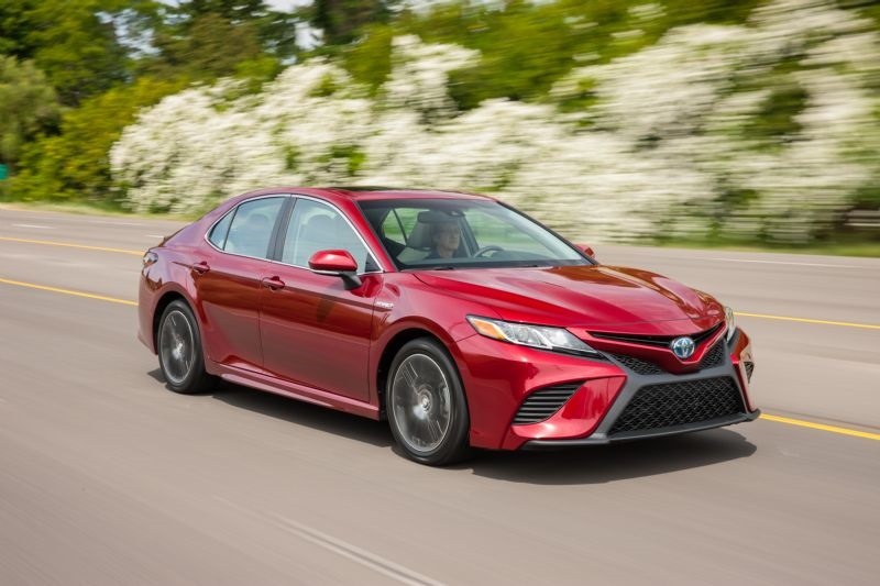 New Toyota Camry Due In November News At Downtown Toyota