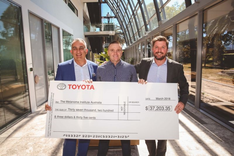Fans At This Year S Toyota Country Music Festival Have Contributed More Than 37 000 To The Fight Against Melanoma Deadliest Form Of Skin Cancer