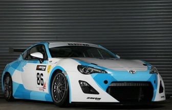 Toyota 86 Race Car Ready For Testing News At South Morang Toyota