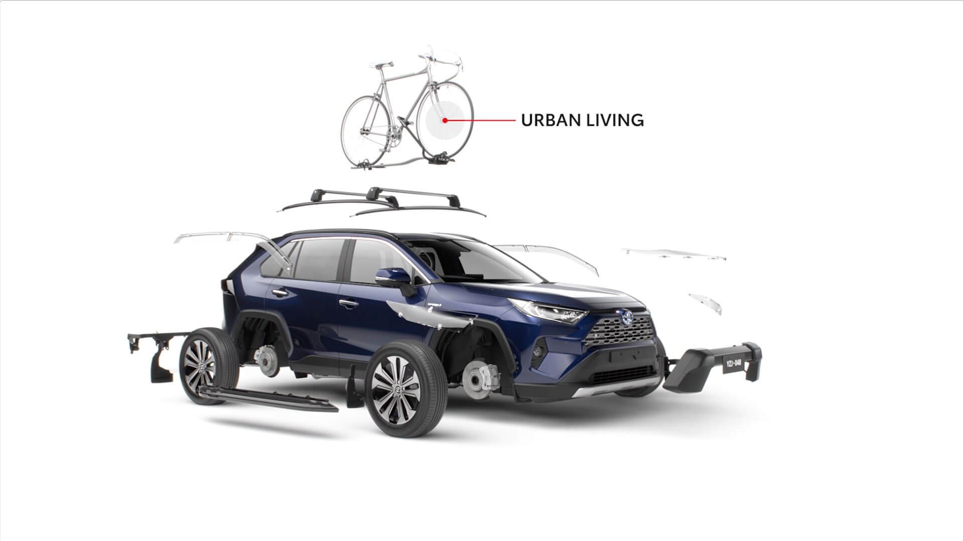 Toyota Rav4 Accessories