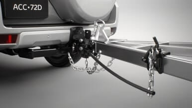 Load Distribution Hitch