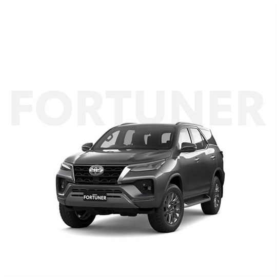 The New 2020 Fortuner