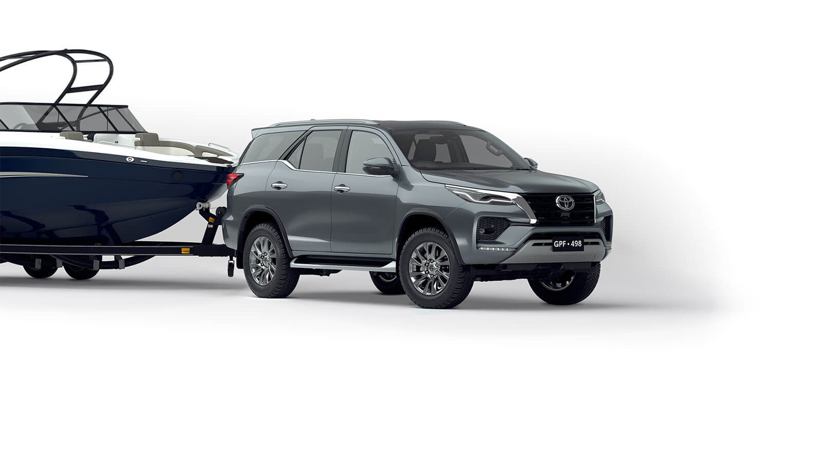 Toyota Fortuner Performance