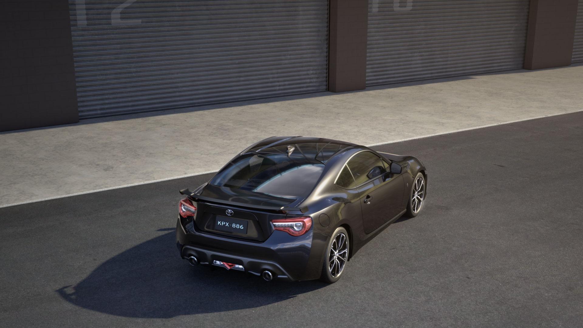 Toyota 86 Design