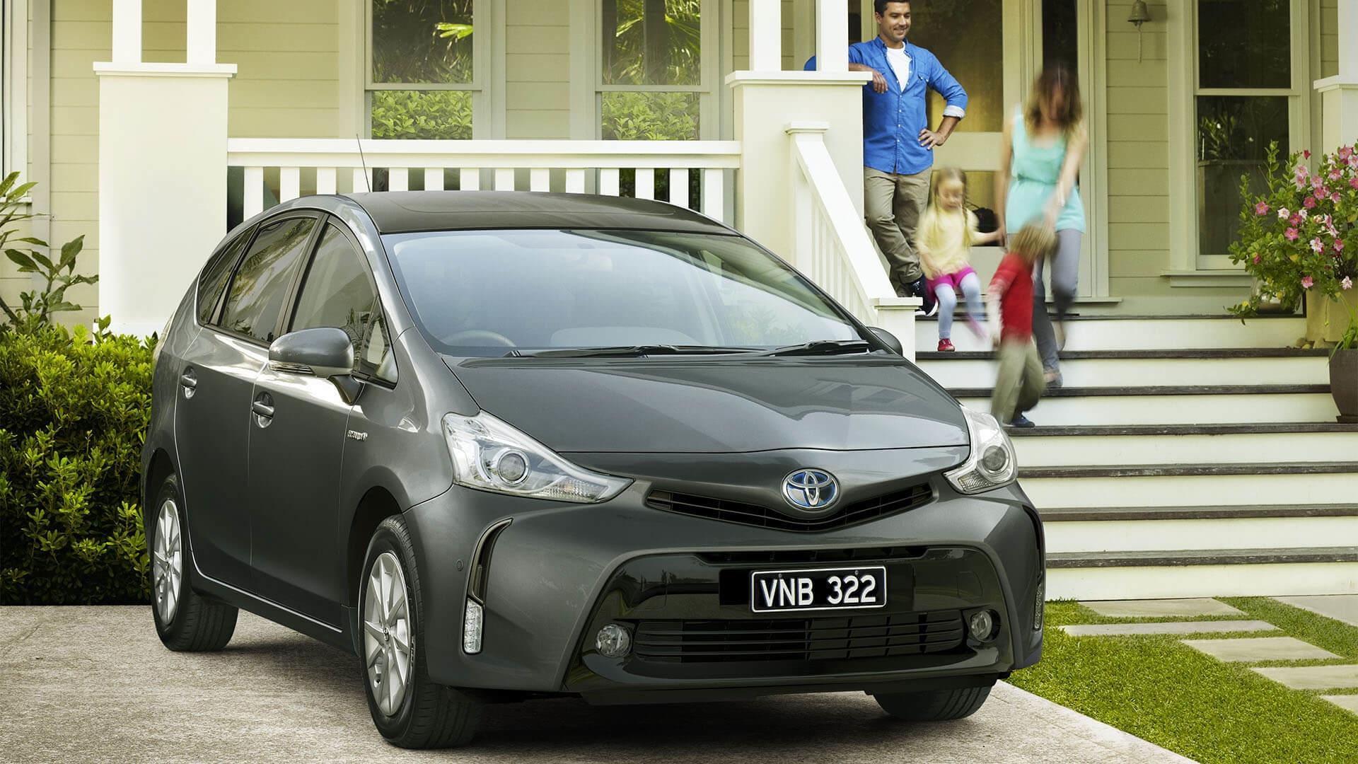 Toyota Prius V Safety