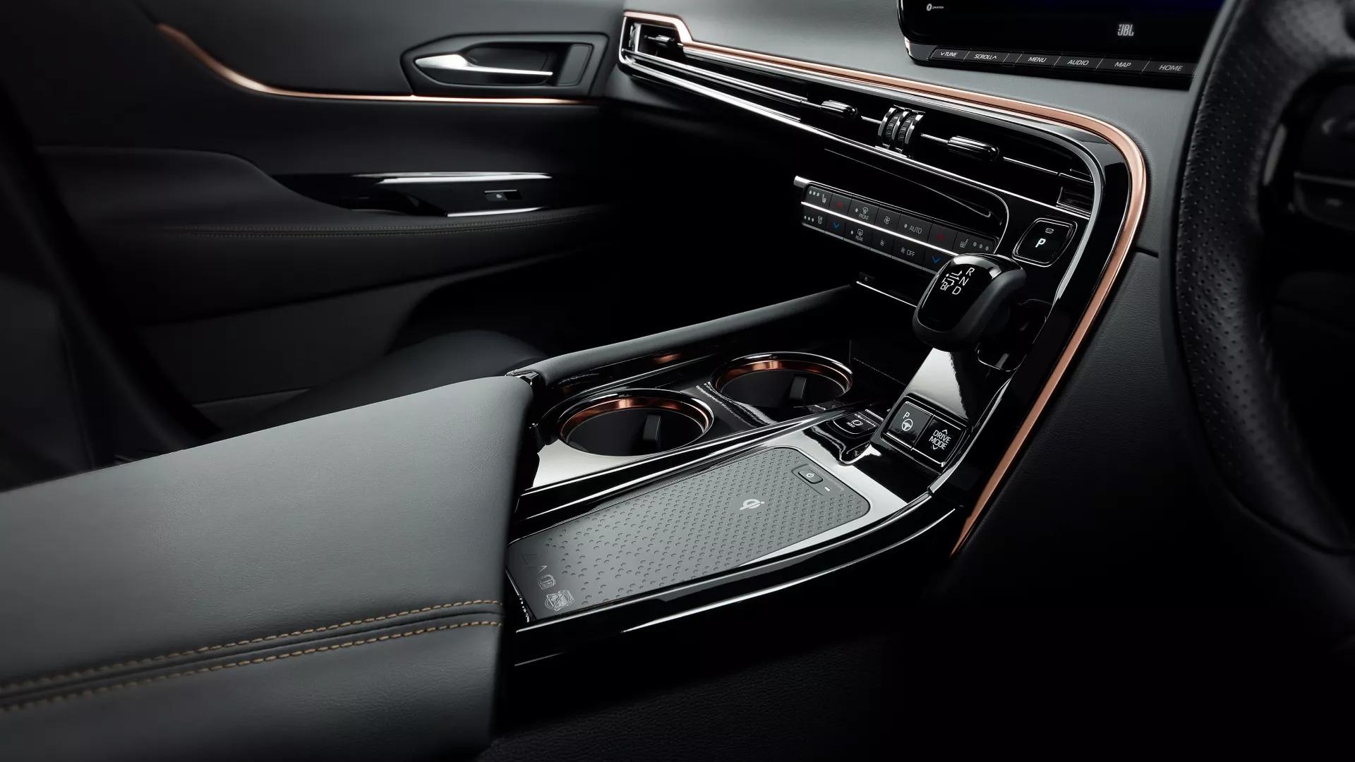 Toyota Mirai Design