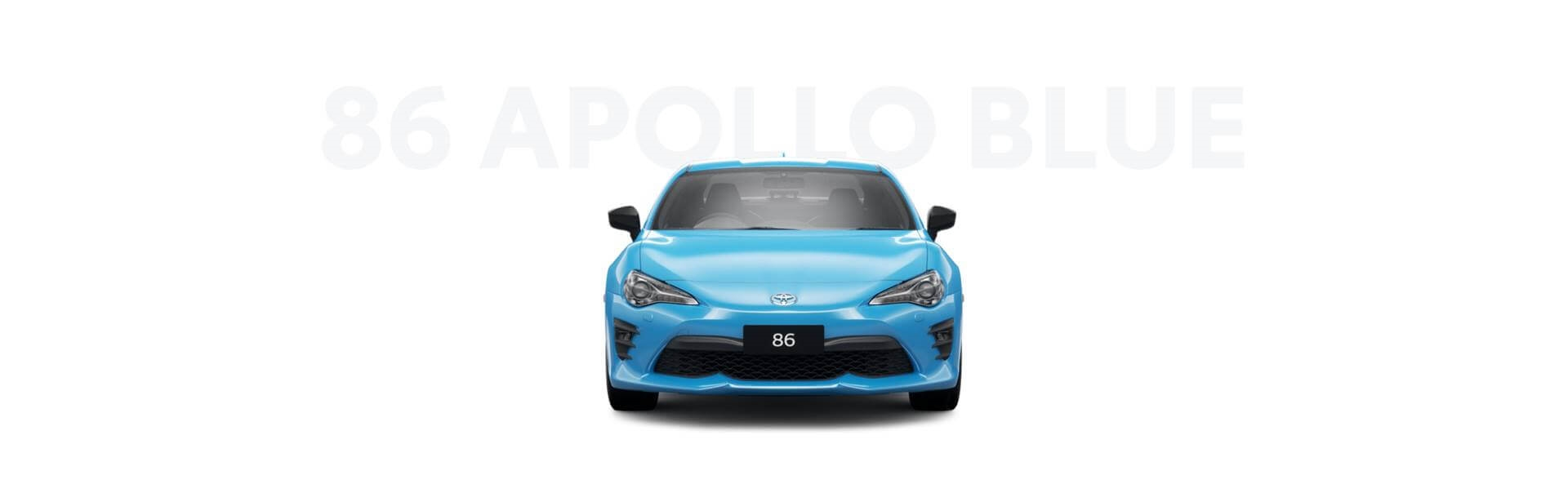 86 Apollo Blue