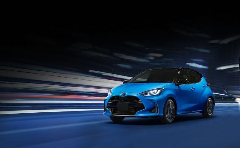 Toyota's next-generation Yaris
