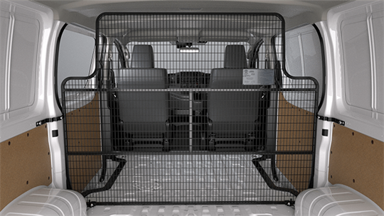 Cargo Barrier – Rear Position