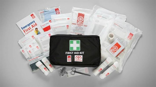 First Aid Kit (Personal)