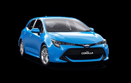 Corolla Hatch Ascent Sport