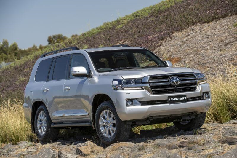 Toyota will offer just 400 units of the new special edition LandCruiser 200 Sahara Horizon