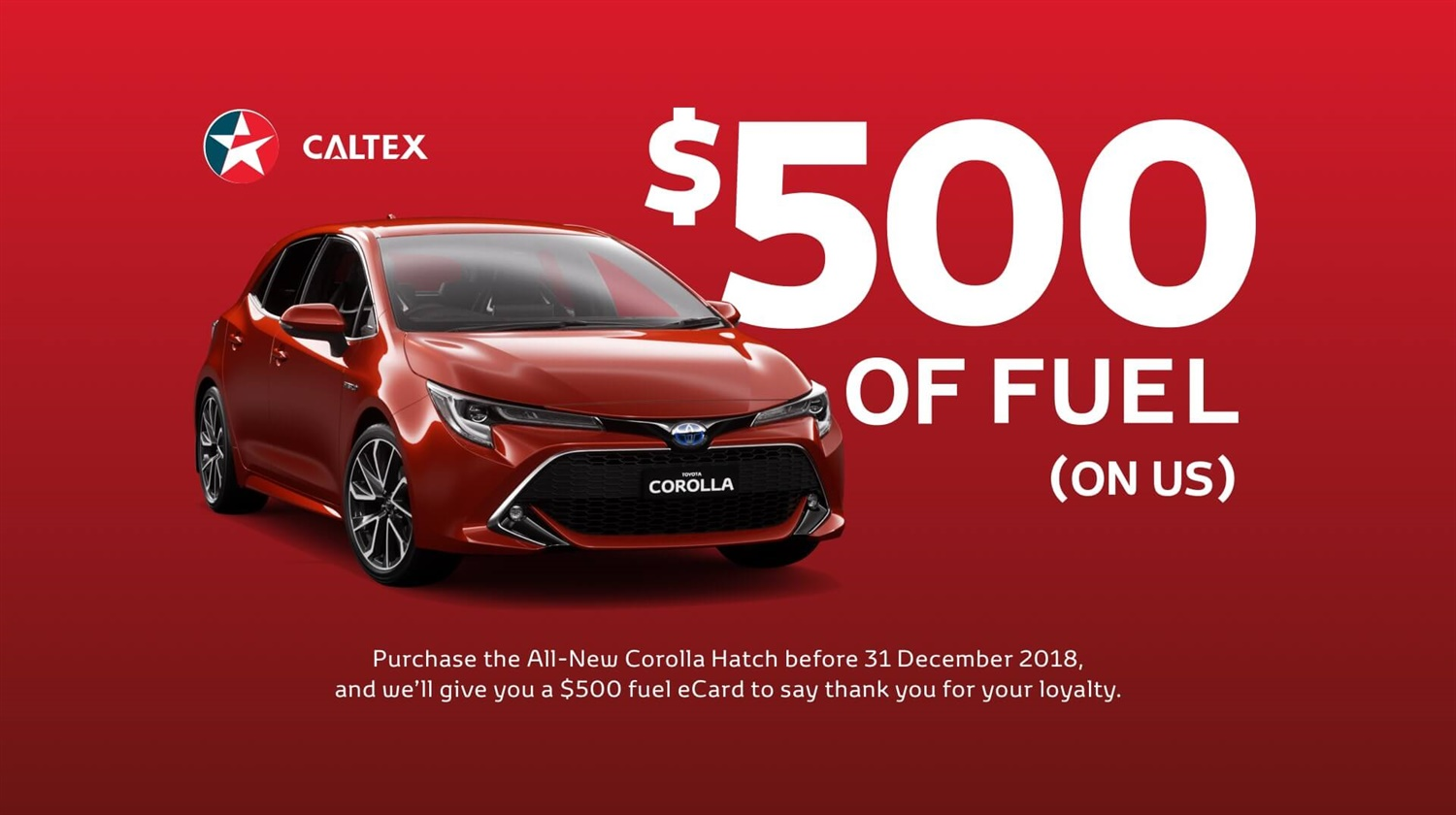 Toyota Corolla Offer At Phil Gilbert Toyota