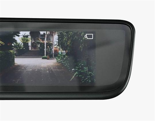 Digital rearview mirror