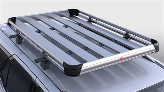 Alloy Roof Tray