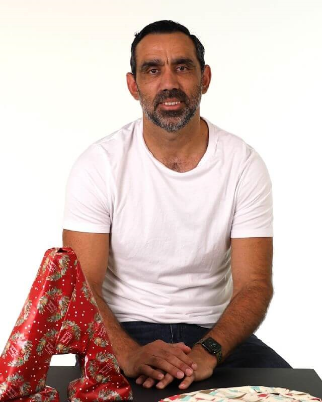 Former AFL star Adam Goodes takes on Toyota's Big Fat Festive Safety Quiz for its social media road safety campaign