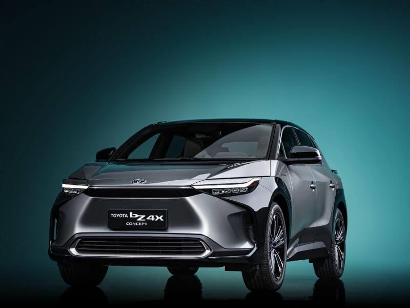 Toyota bZ4X Concept Model