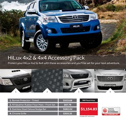 Toyota HiLux from Coffs Harbour Toyota