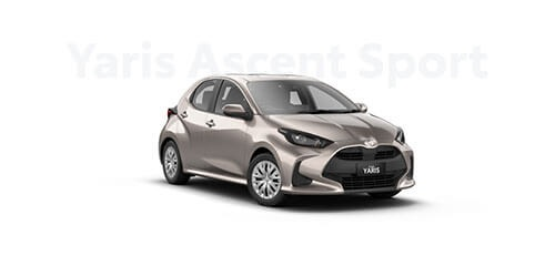 Yaris Ascent Sport