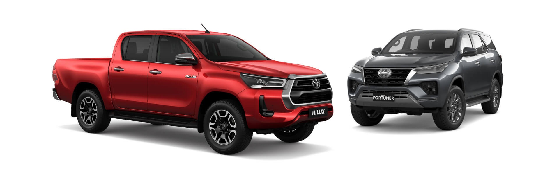 New 2020 Hilux and Fortuner
