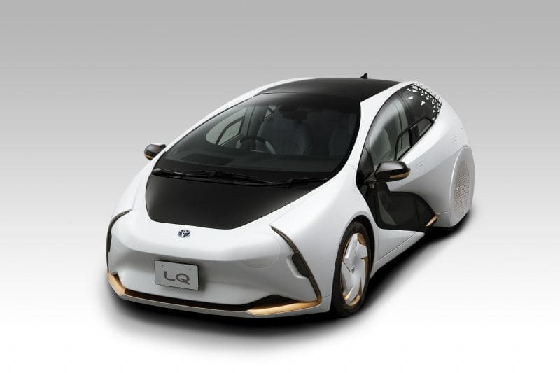 Toyota LQ concept builds an emotional bond with the driver