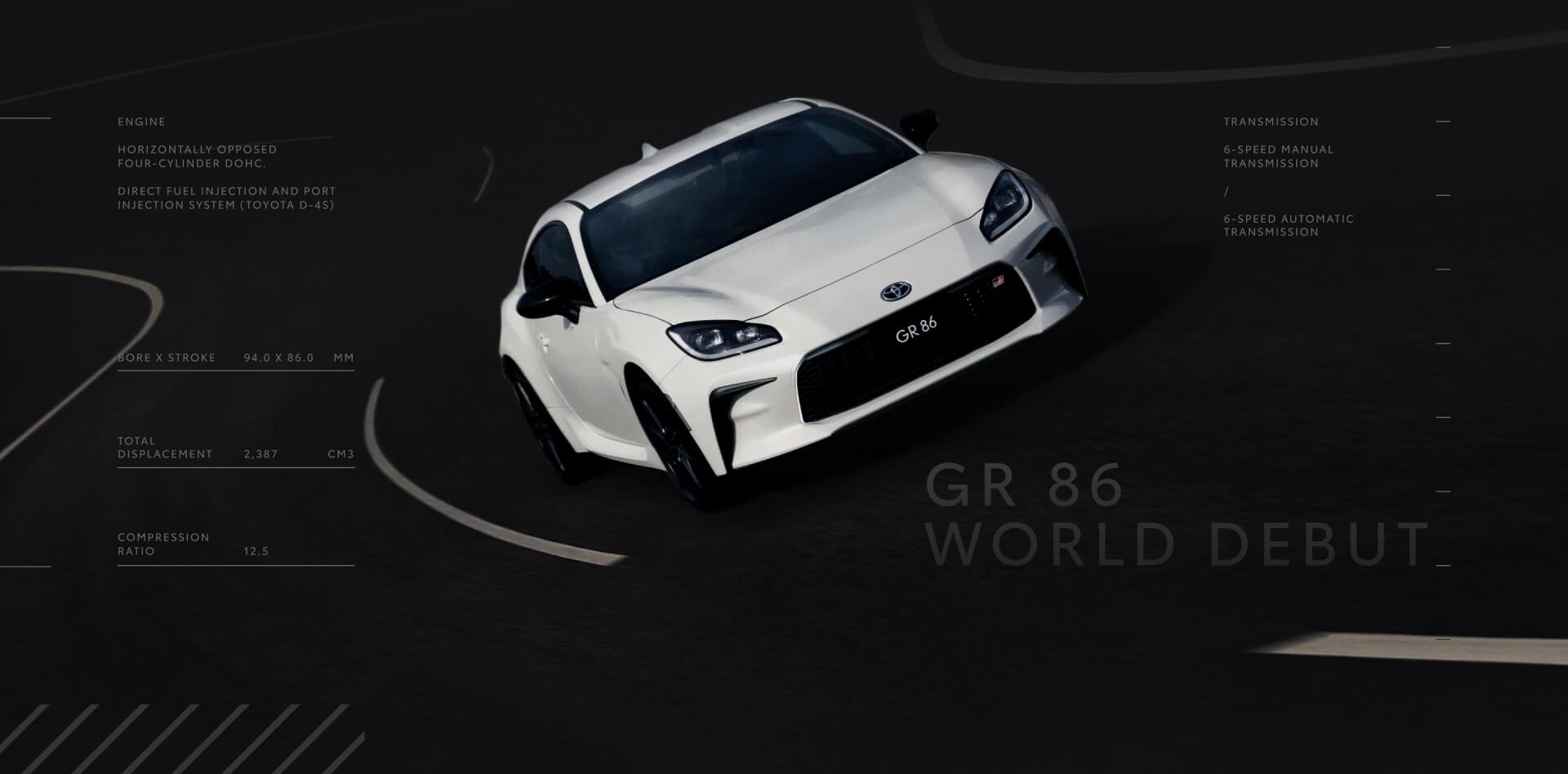 GR 86 Performance