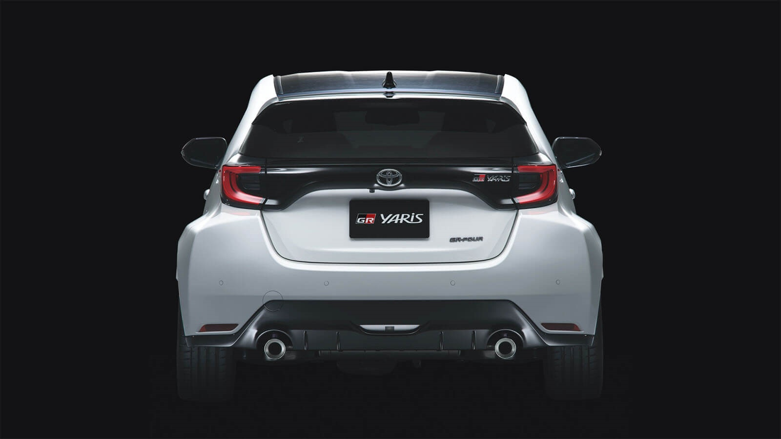 All-New Yaris GR Exterior