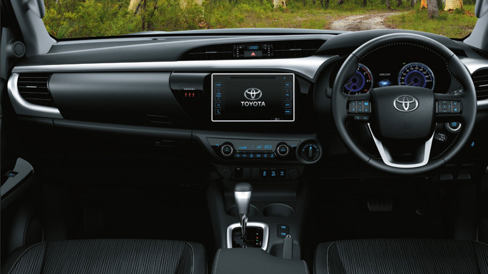 Toyota HiLux Technology